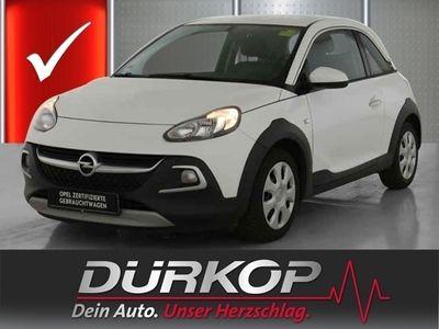 gebraucht Opel Adam Rocks 1.2, Klima, Bluetooth, BC