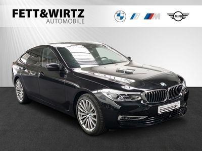 gebraucht BMW 630 d Gran Turismo Luxury Line