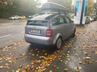 gebraucht Audi A2 1.6 FSI TOP ZUSTAND