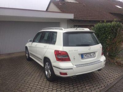 gebraucht Mercedes GLK220