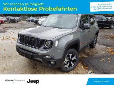 gebraucht Jeep Compass Trailhawk 4WD Panorama-Glasschiebedach