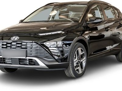 gebraucht Hyundai Bayon Bayon 1.0 T-GDI 48V IntroEdition/Navi/Rόckfahrkamera/LED/DAB1.0 T-GDI 48V IntroEdition/Navi/Rόckfahrkamera/LED/DAB