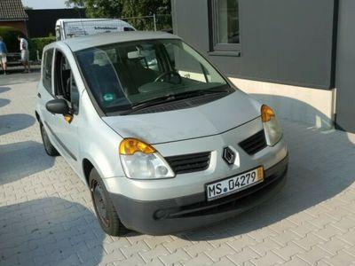 gebraucht Renault Modus Cité 1.2 16V 55kW ohne TÜV * 165tkm