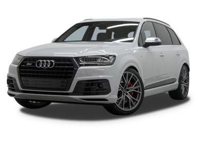 gebraucht Audi SQ7 4.0 TDI Q PANO LM22 HuD MATRIX