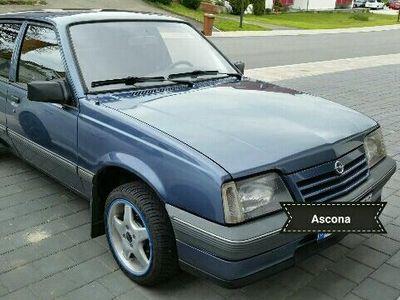 used Opel Ascona c TÜV 12.20