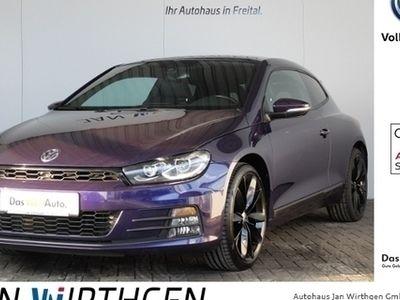 gebraucht VW Scirocco Sport 2.0 TSI BMT XENON DYNAUDIO