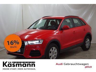gebraucht Audi Q3 2.0 TDI 6-Gang EU6 Navi Xenon APS Plus