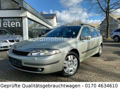 gebraucht Renault Laguna GrandTour II *XENON*EURO4*KLIMAAUTOMATIK*