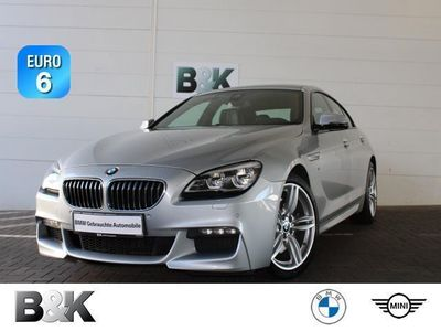 gebraucht BMW 640 d Gran Coupé