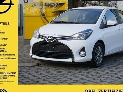 gebraucht Toyota Yaris 1.33 VVT-i FSE USB KLIMA SHZ KAMERA EURO6