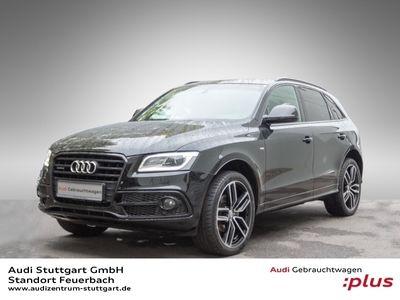 gebraucht Audi Q5 S line 2.0 TDI quattro Pano ACC Keyless 21''