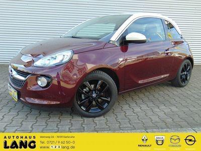 gebraucht Opel Adam 1.4 120 Jahre Allwetter Klima Sitzheiz