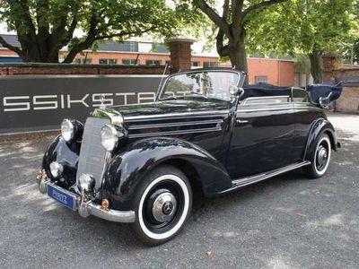 gebraucht Mercedes 170 Cabriolet B (1950)