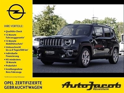 gebraucht Jeep Renegade 1.3 T-GDI AT Limited LED Navi Sitzhzg. PDC
