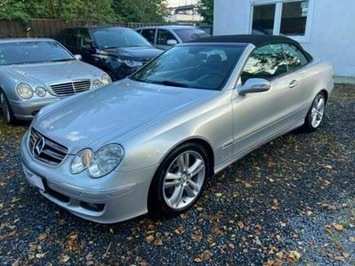 gebraucht Mercedes CLK200 Cabrio Kompressor AVANTGARDE*AUTOMATIK*