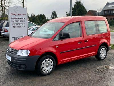 gebraucht VW Caddy 1.6 Life Gewinner TÜV NEU AHK TÜV NEU 1.Hd