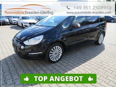 gebraucht Ford S-MAX 1.6 TDCI Business Edition*Navi*AHK*