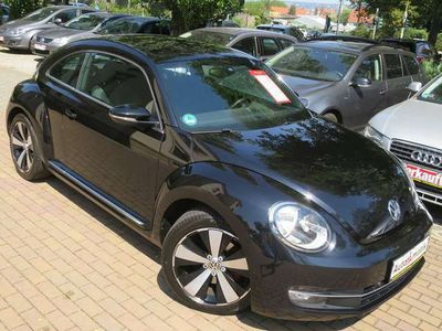 gebraucht VW Beetle NewSport 200 PS DSG 18 Zoll Alu Sitzheiz