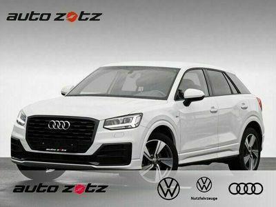 gebraucht Audi Q2 Sport 1.4 TFSI cod S tronic 2 x S line LED GRA