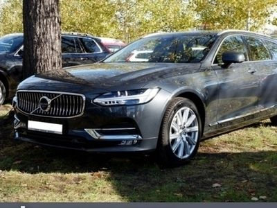 gebraucht Volvo V90 D3 Geartronic Inscription 360 View Kindersitze