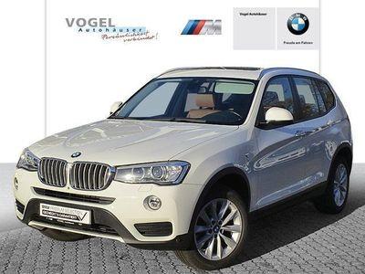 gebraucht BMW X3 xDrive35d