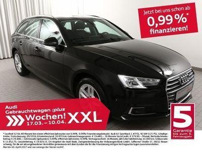 gebraucht Audi A4 Avant 2.0TDi S-Tronic/Sport/NAV+/VC (Navi)