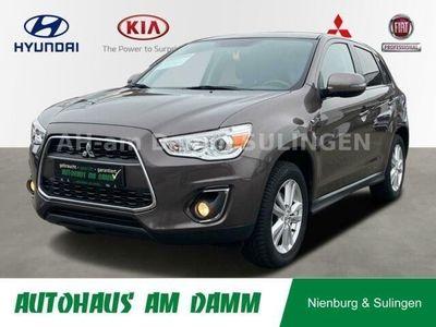 gebraucht Mitsubishi ASX EDITION 2WD / AHK abn. / RFK / CD / Sitzheiz