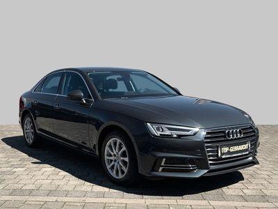 gebraucht Audi A4 Limousine 40 TFSI design KLIMA / DSG / LED / SITZHEIZUNG