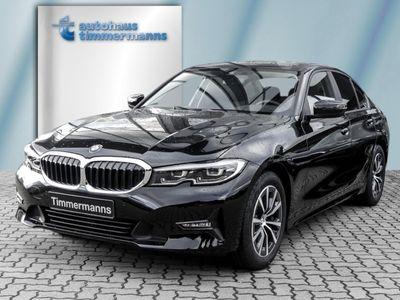 gebraucht BMW 318 d Advantage Aut. Klimaaut. Sportsitze PDC