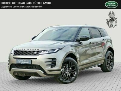gebraucht Land Rover Range Rover evoque R-dynamic P200 Leder LED Keyless GO e-Sitze Rückfahrkam. Allrad