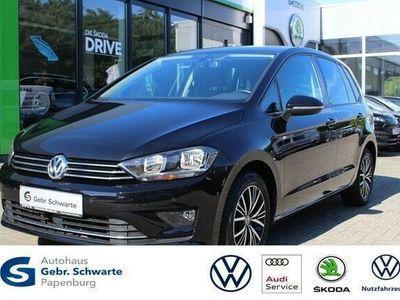 gebraucht VW Golf Sportsvan VII 2.0 TDI PDC Navi Shz