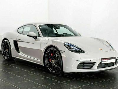 gebraucht Porsche 718 Cayman S PDK