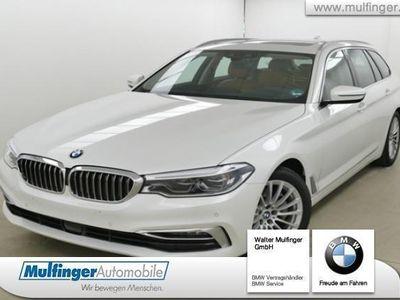 gebraucht BMW 530 i T.Sport-Aut.Driv-Ass+ACC Lenkradh.DAB AHK