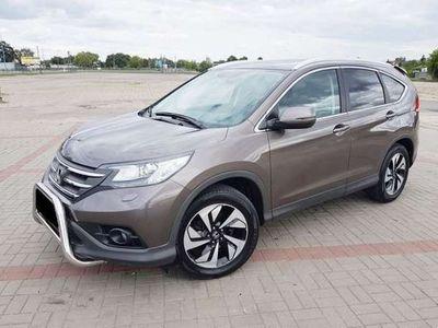 gebraucht Honda CR-V 2.0i-VTEC 4WD Automatik Executive