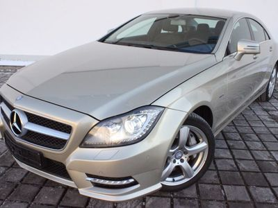 gebraucht Mercedes CLS500 7G-AUT.AMG-St.Leder ComandAIRMATIC Kamera