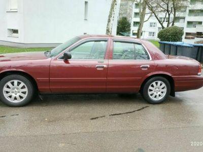 gebraucht Ford Crown Victoria LX (P74)
