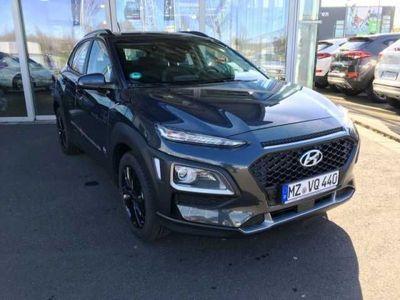 gebraucht Hyundai Kona 1.0 T-GDI Trend*LED*17'Aluf.*