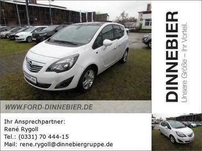 gebraucht Opel Meriva Innovation 1.4 Turbo
