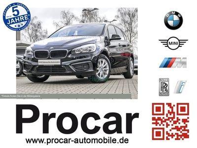 gebraucht BMW 218 Active Tourer Aut. PDC RFT Armauflage