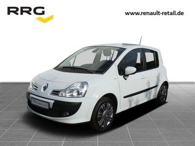 gebraucht Renault Modus ModusNIGHT & DAY dCi 90 Euro 5 AHK abnehm. Sitz