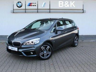 "gebraucht BMW 225 xe iPerf AT Sport Line Navi PDC Sitzh 17"" LED"