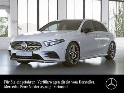 "gebraucht Mercedes A180 AMG Sportpaket Night AMG 18"" KeylessGo PTS"