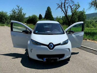 gebraucht Renault Zoe 22 kwh Life mit Schnelllader (Mietbatterie)