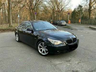 gebraucht BMW 530 5er Benzin / LPG Wie Neu Vollausstattung