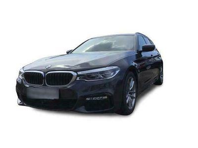 gebraucht BMW 540 540d xDrive M Sport Touring EURO 6 Aut Navi PGD Alarm Apple CarPlay