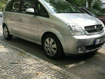 gebraucht Opel Meriva 1.6 90.000 km