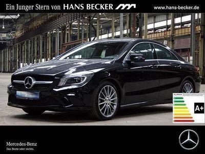 gebraucht Mercedes CLA200 CDI COUPé Xenon Standheizung Spur-Paket