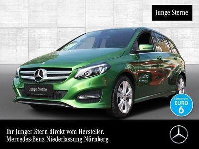 gebraucht Mercedes B200 BE 7G-DCT
