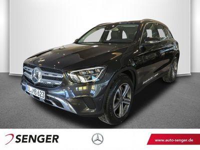 gebraucht Mercedes GLC300 d 4M Panorama Spur-Paket Navi AHK 360°K.