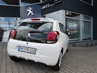 gebraucht Peugeot 108 Active VTi 68 3-Türer